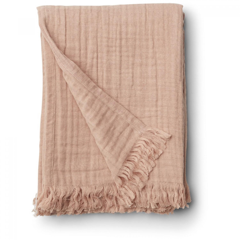 Magda muslin blanket | Rose