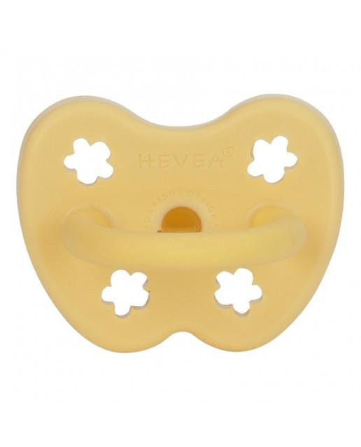 HEVEA Orhodontic Pacifier | Banana 3-36 Months