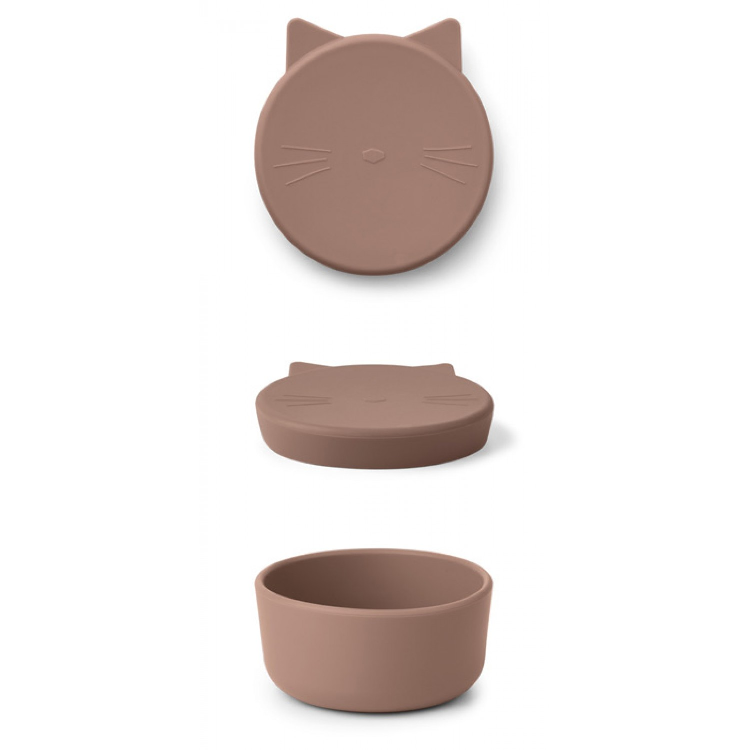Cornelius Snack Box Medium - Cat dark rose