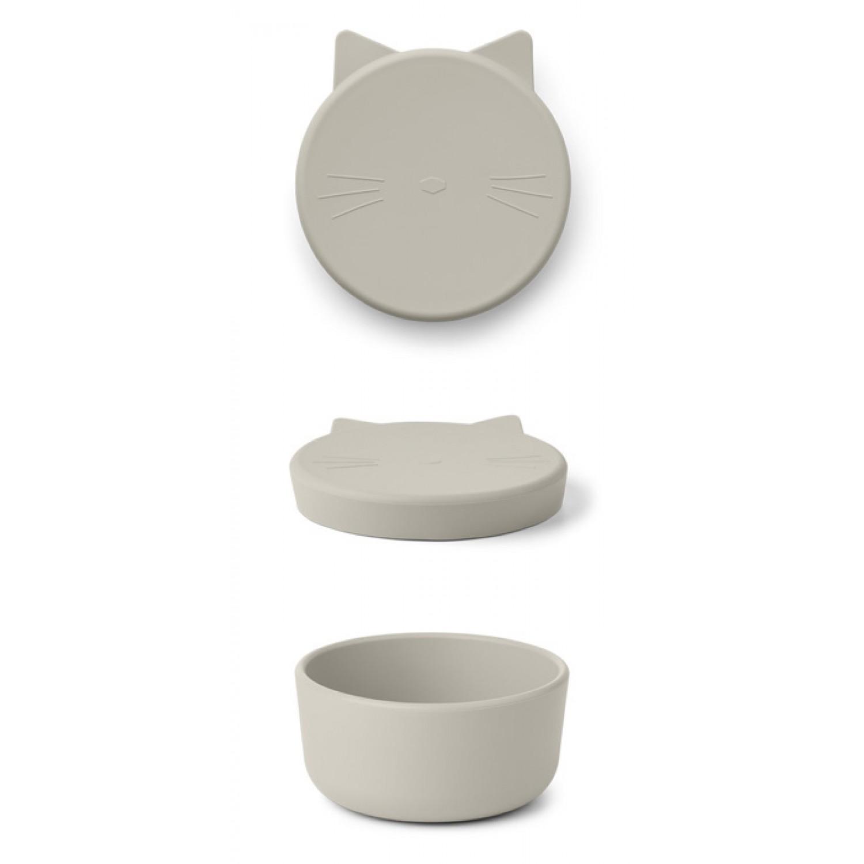 Cornelius Snack Box Medium - Cat sandy