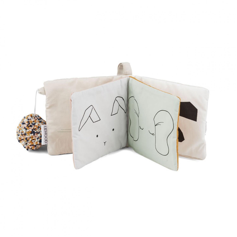 Fia Fabric Book