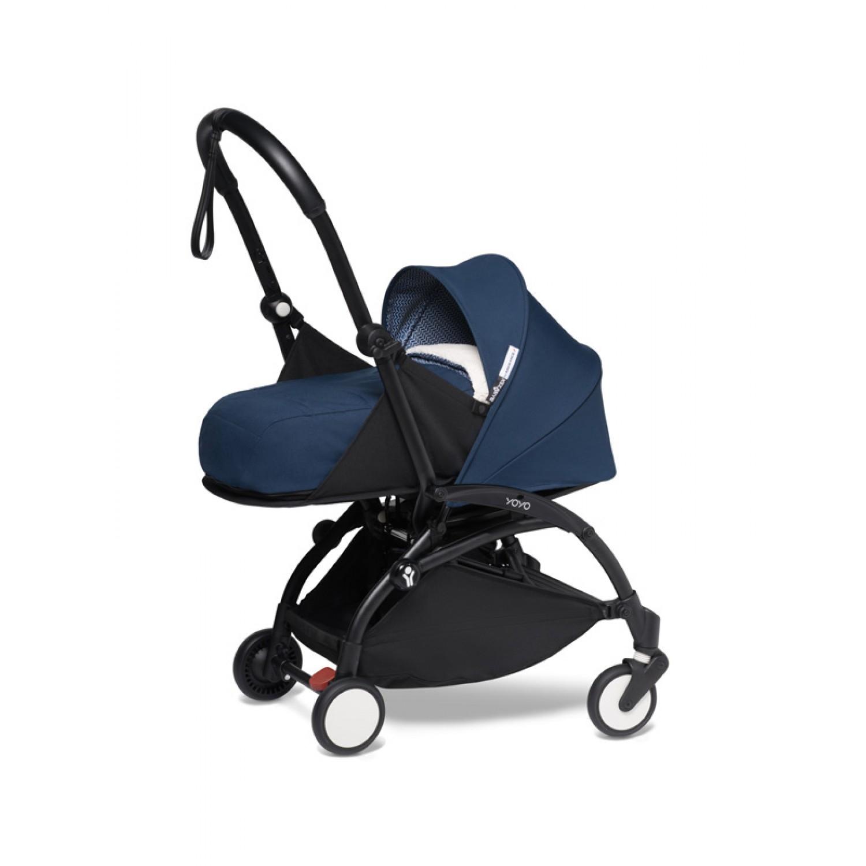 BABYZEN stroller YOYO2 0+ | Black Chassis Air France