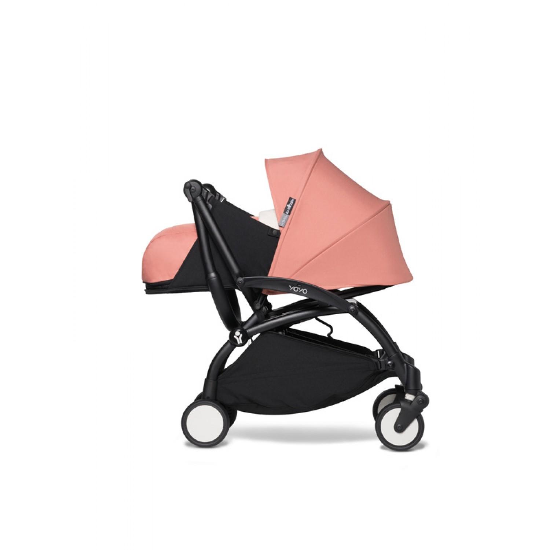 BABYZEN stroller YOYO2 0+ | Black Chassis Ginger