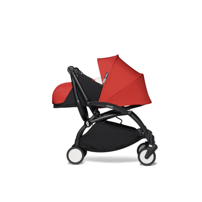 BABYZEN stroller YOYO2 0+    Black Chassis Red