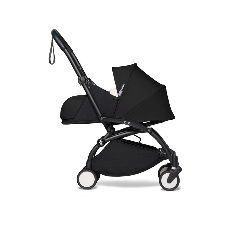 BABYZEN stroller YOYO2 0+  | Black Chassis Black
