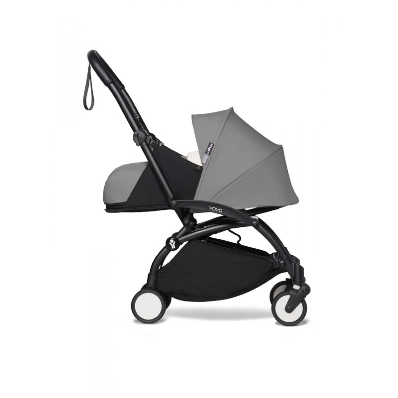 BABYZEN stroller YOYO2 0+    Black Chassis Grey