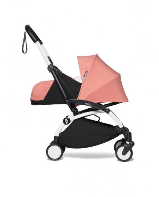 BABYZEN stroller YOYO2 0+  | White Chassis Ginger