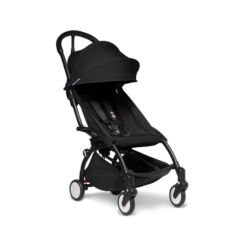 BABYZEN stroller YOYO2 6+ | Black Chassis Black