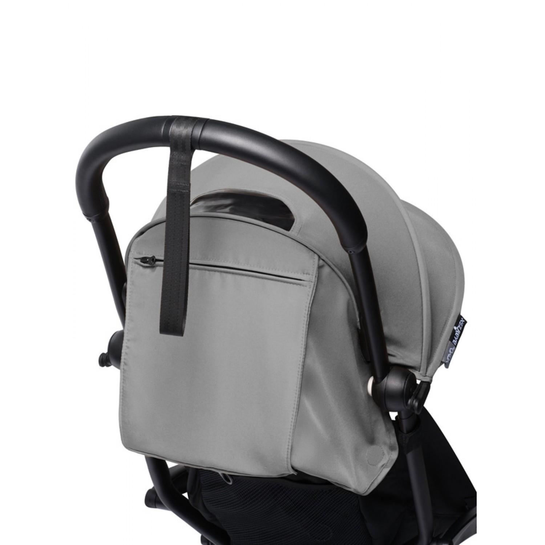 BABYZEN stroller YOYO2 6+ | Black Chassis Grey