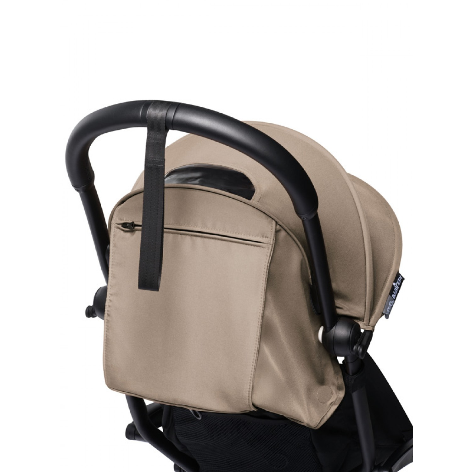 BABYZEN stroller YOYO2 6+ | Black Chassis Taupe