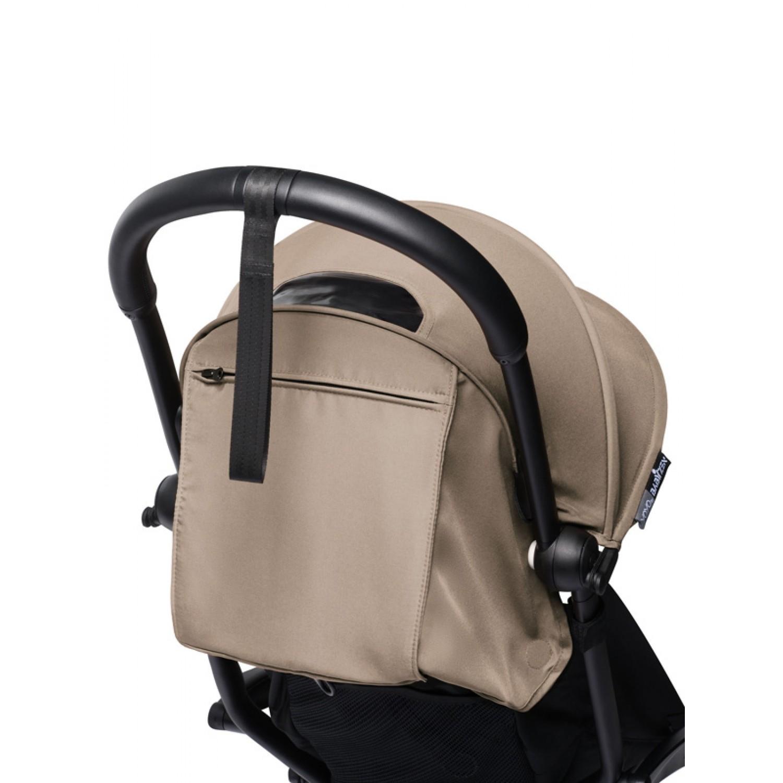 BABYZEN stroller YOYO2 6+ | Black Chassis Taupe