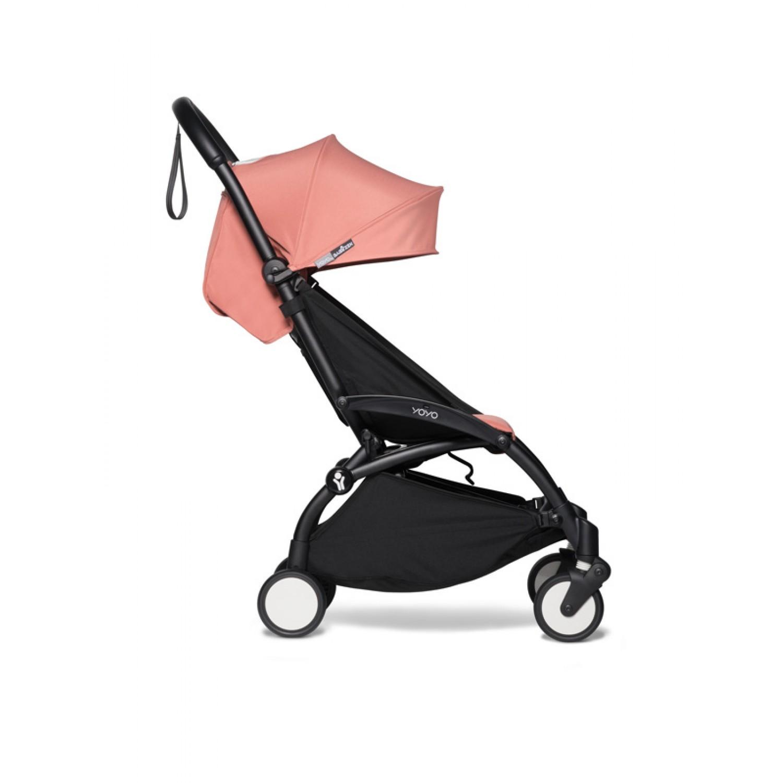 BABYZEN stroller YOYO2 6+ | Black Chassis Ginger