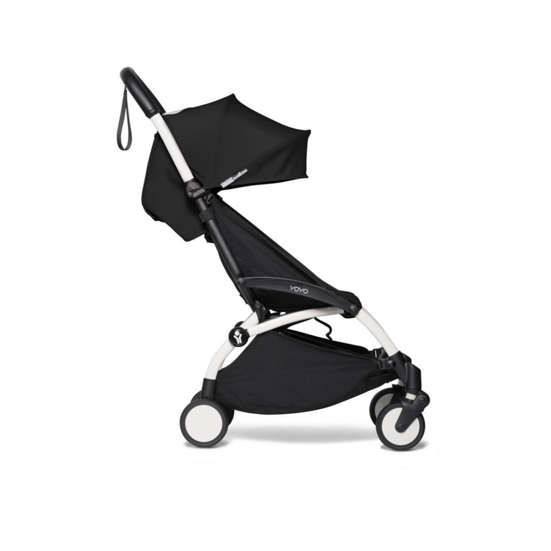 BABYZEN stroller YOYO2 6+ | White Chassis Black