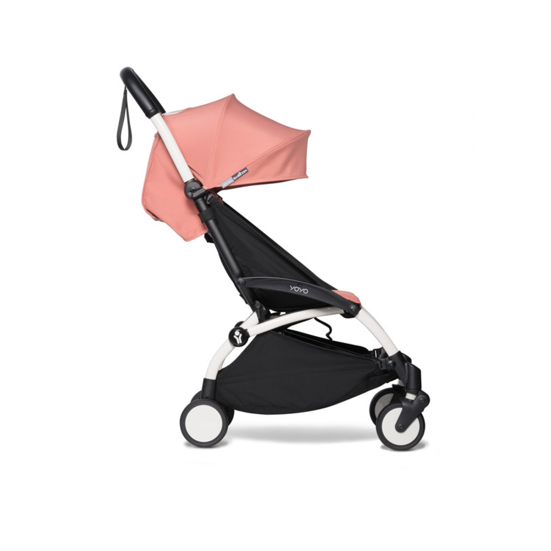 BABYZEN stroller YOYO2 6+ | White Chassis Ginger