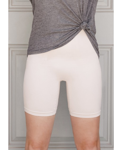 BLANQI® EVERYDAY™ POSTPARTUM BELLY SUPPORT GIRLSHORT NUDE