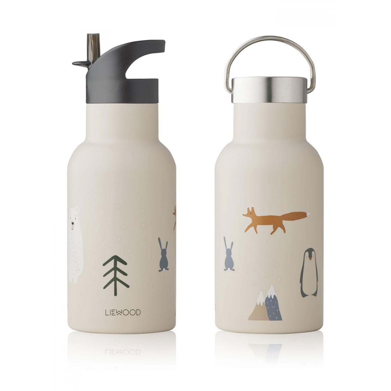 Anker Water Bottle   Arctic mix