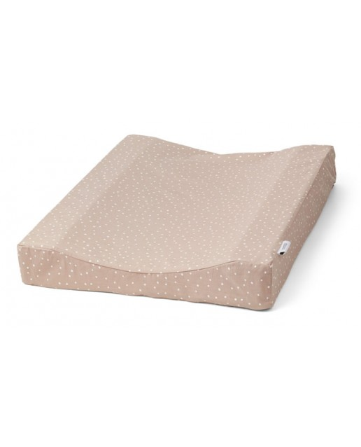 Fritz changing mat | Confetti rose