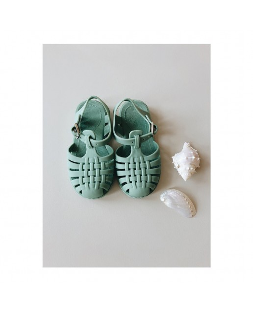 SINDY SANDALS  - DUSTY MINT