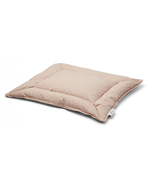 Pi Kapok Baby Pillow | Confetti light rose