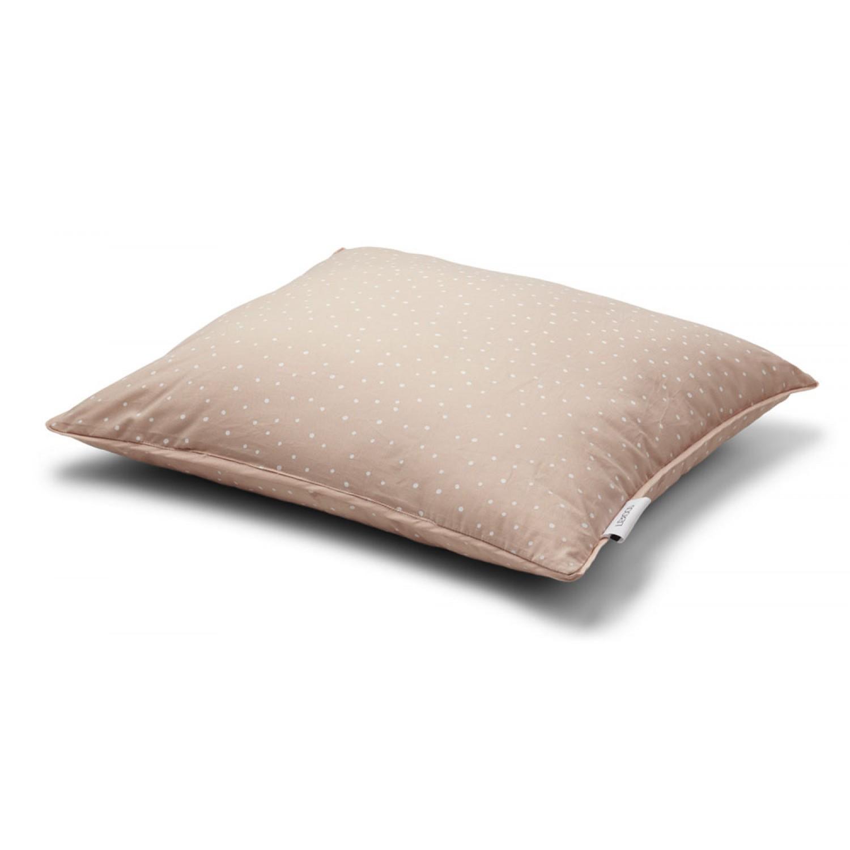 Kenny Kapok Pillow Junior | Confetti light rose