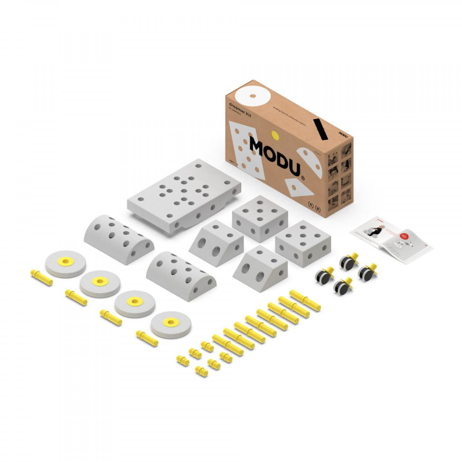 MODU Dreamer Kit | Yellow