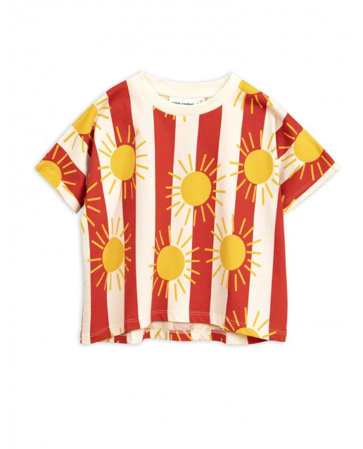 Sun Stripe Tee MINI RODINI