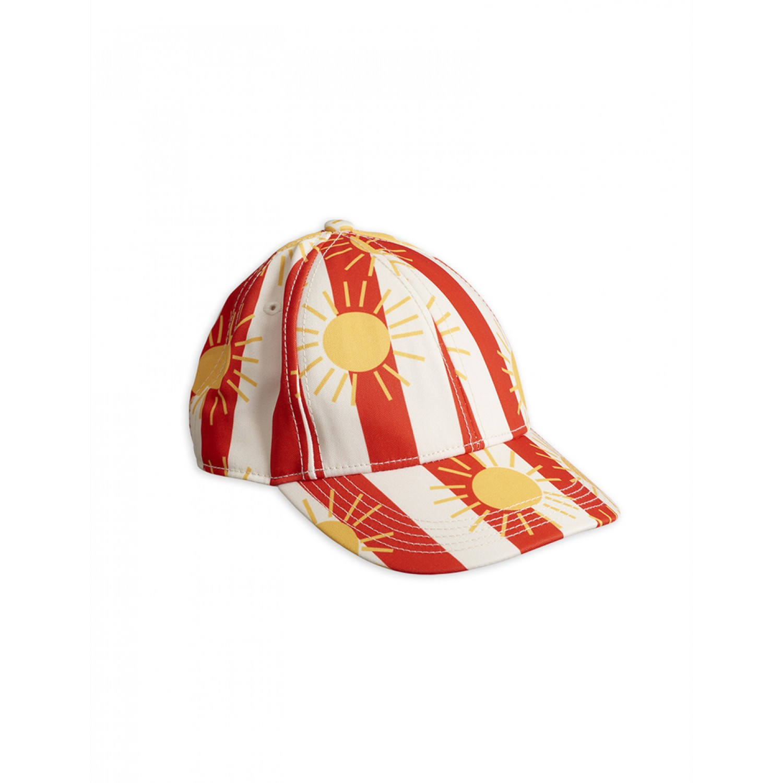SUN STRIPE CAP