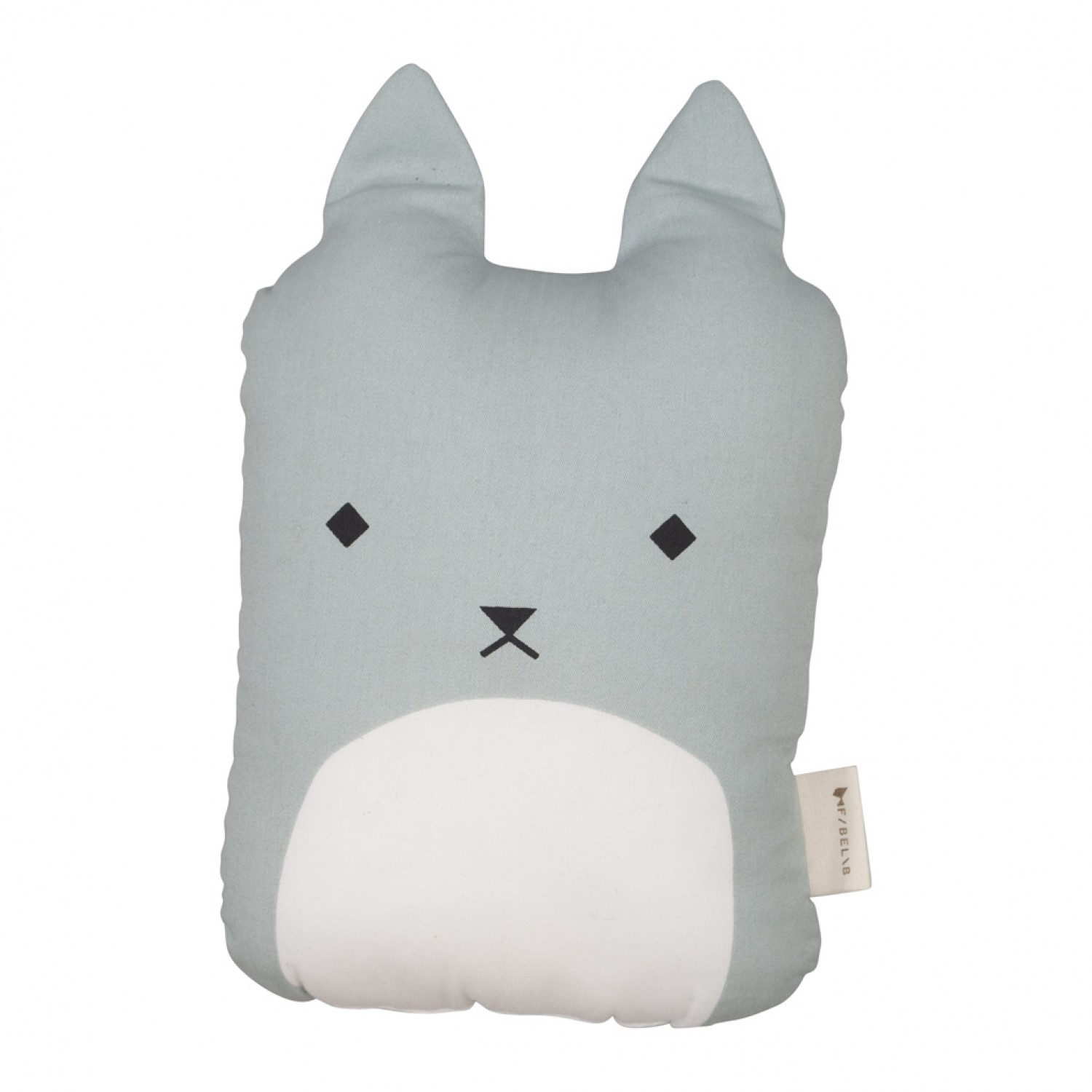 Animal Cushion- Cuddly Cat