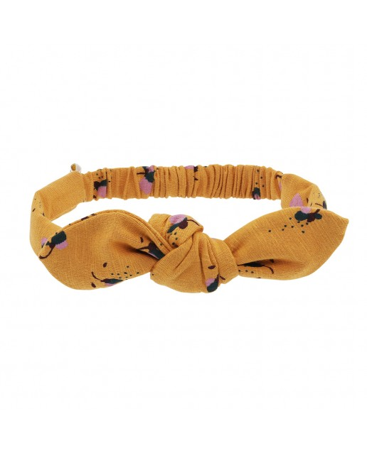 Bow Hairband INCA GOLD