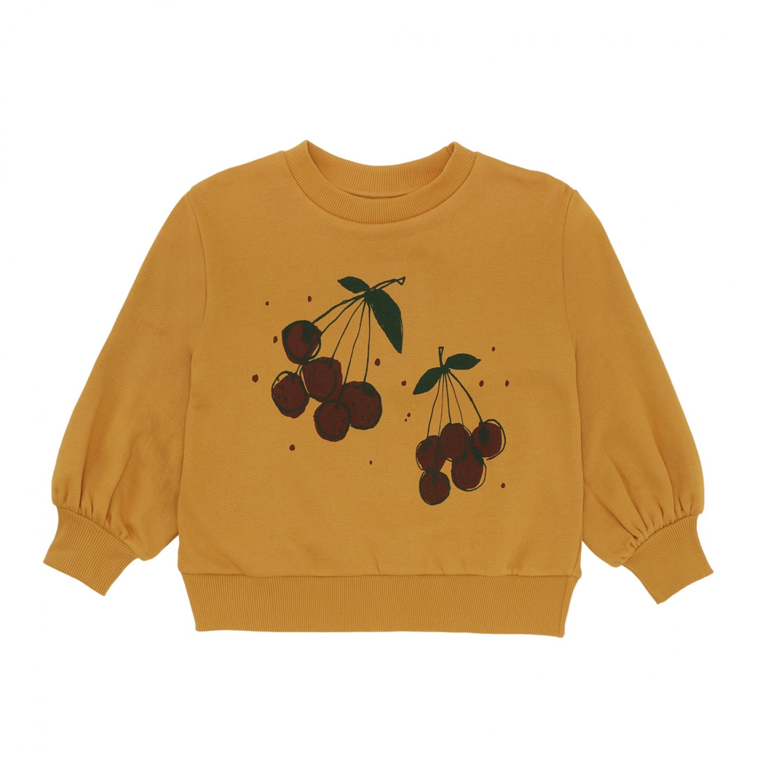 Elvira Sweatshirt INCA GOLD  | VERY BERRY