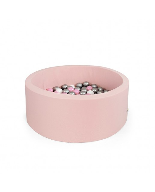 Misioo® Swimming pool with Light Pink Basic balls