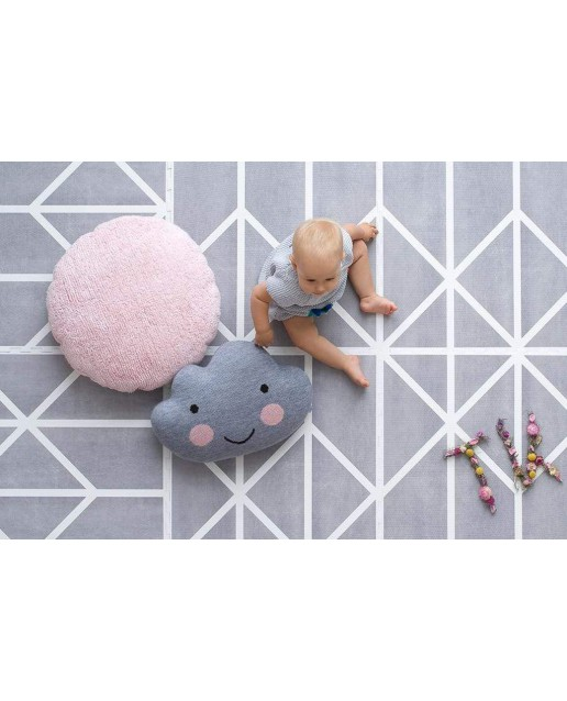 PRETTIER PLAYMAT | PEBBLE