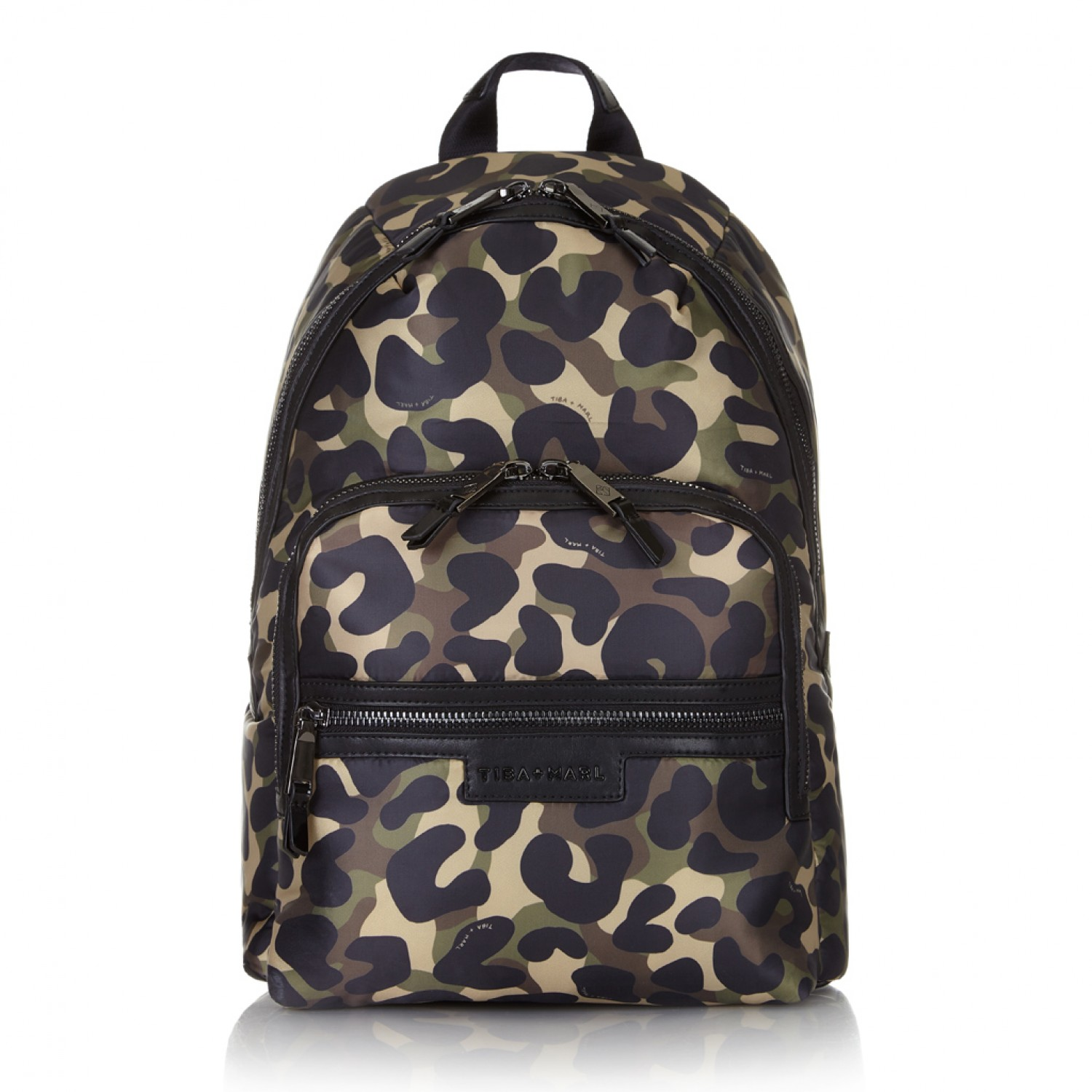 CAMO ELWOOD BACKPACK CHANGING BAG