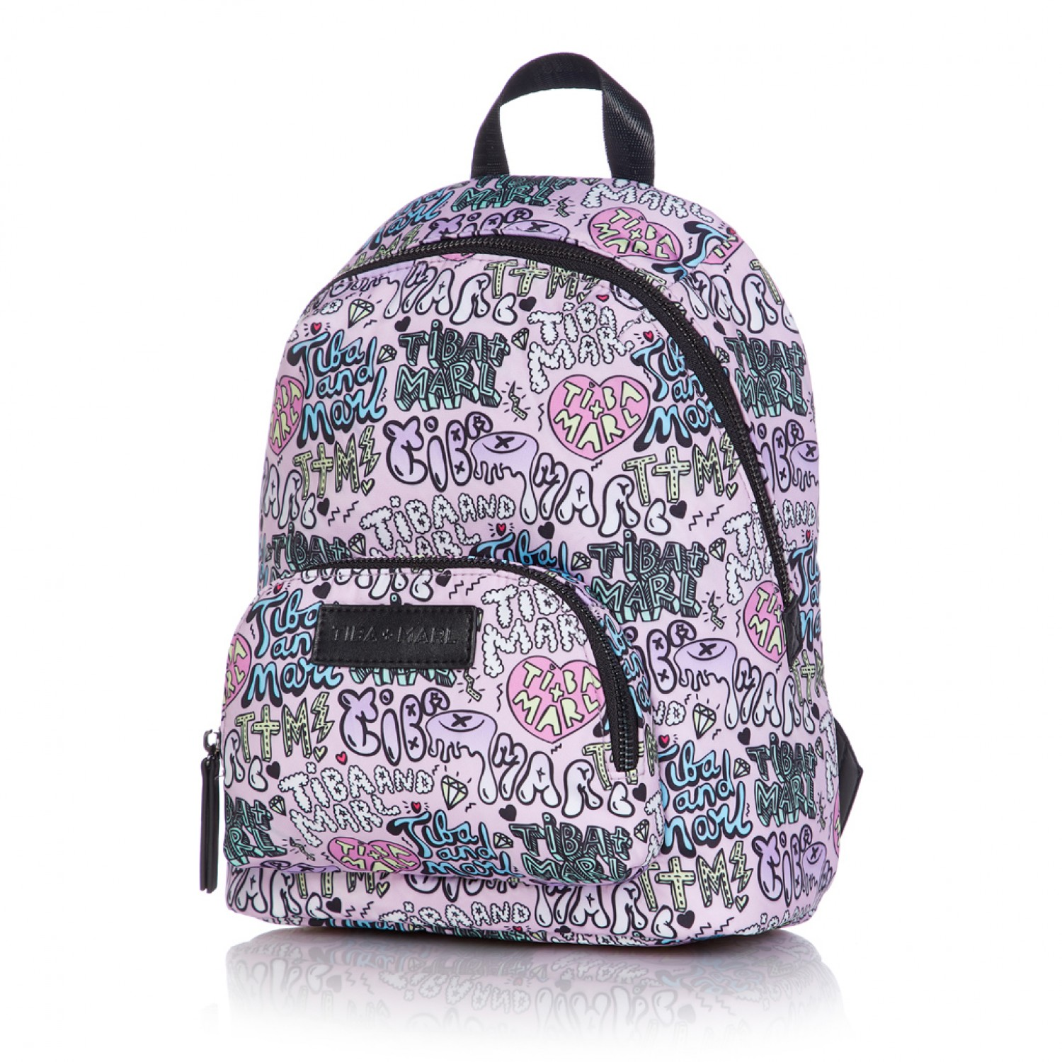 MINI ELWOOD KIDS BACKPACK 'TIBA BOOM'