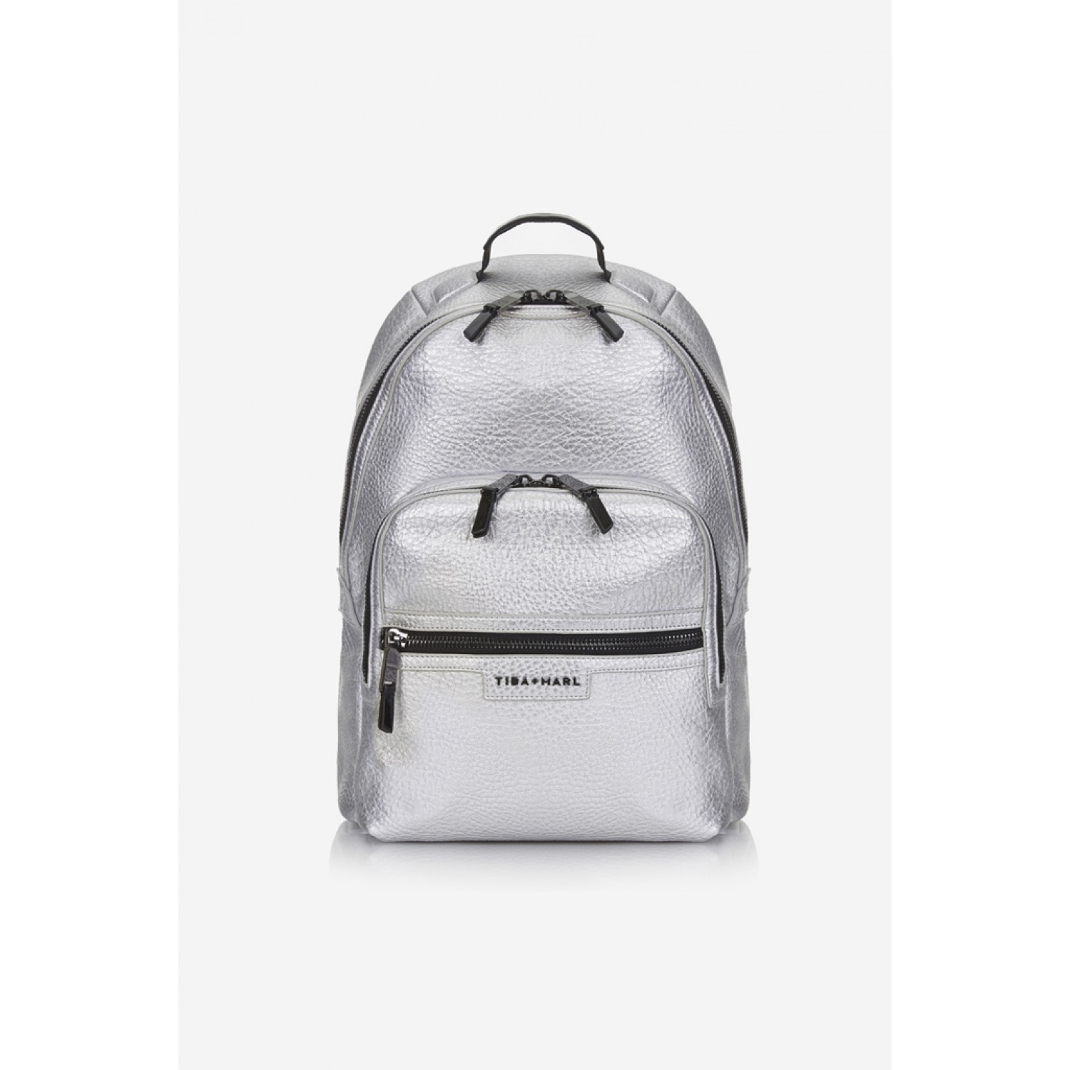 SILVER ELWOOD CHANGING BACKPACK