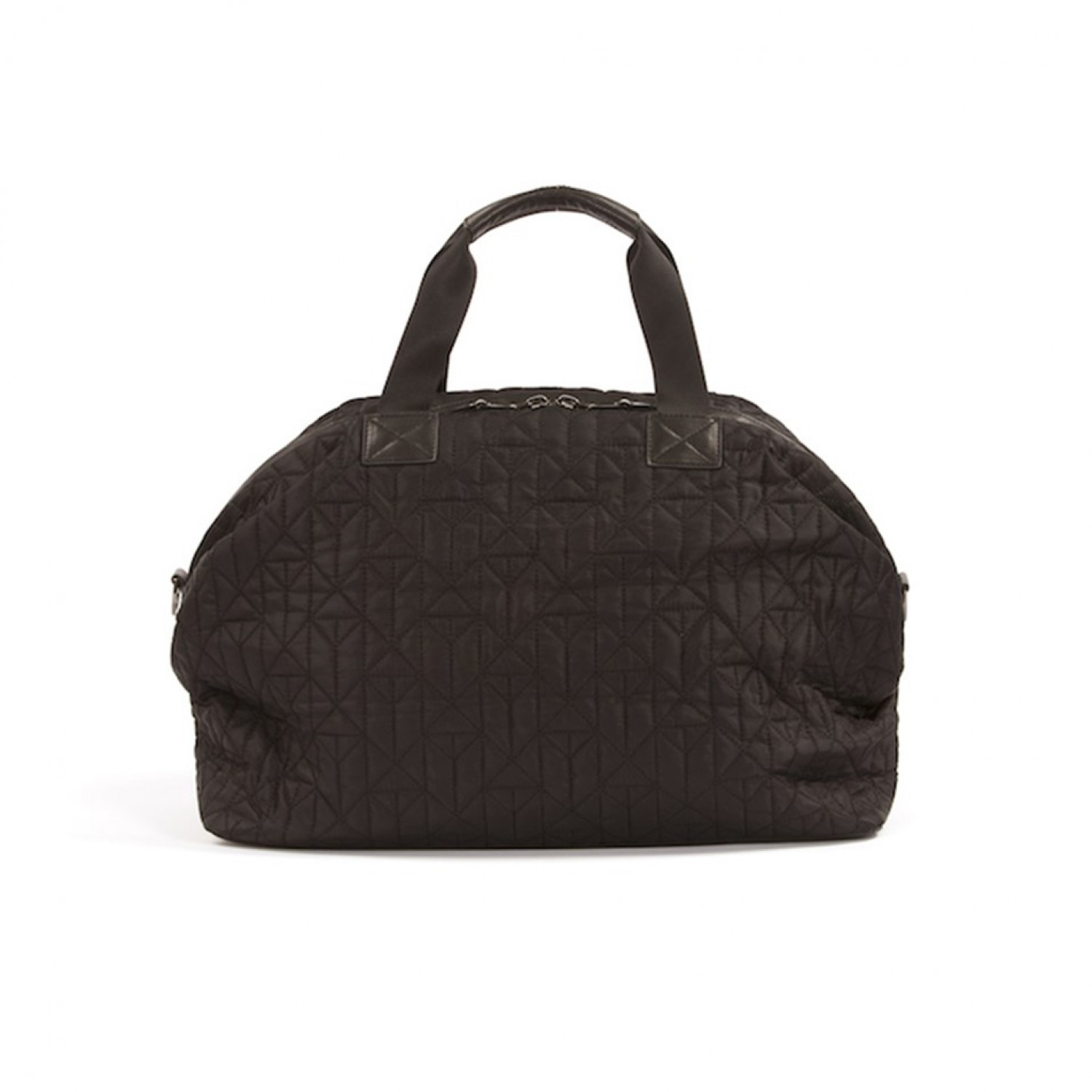 BLACK RAF WEEKENDER CHANGING BAG
