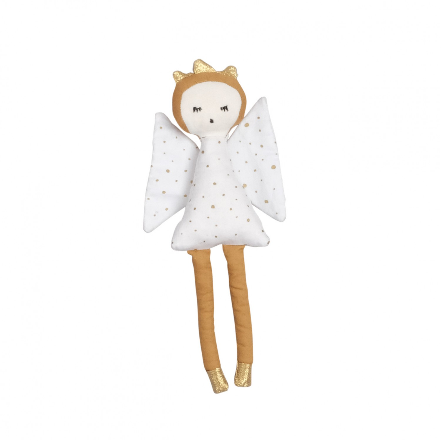 DREAM FRIEND TOOTFAIRY - WHITE/OCHRE