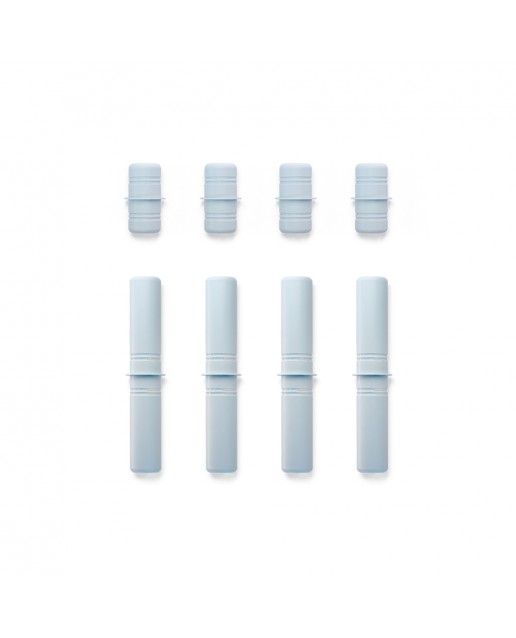 MODU Pegs Blue - set of 8