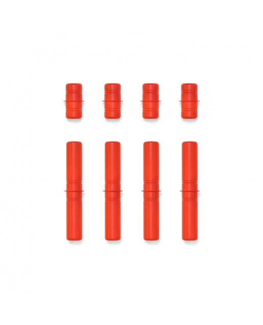 MODU Pegs Red - set of 8