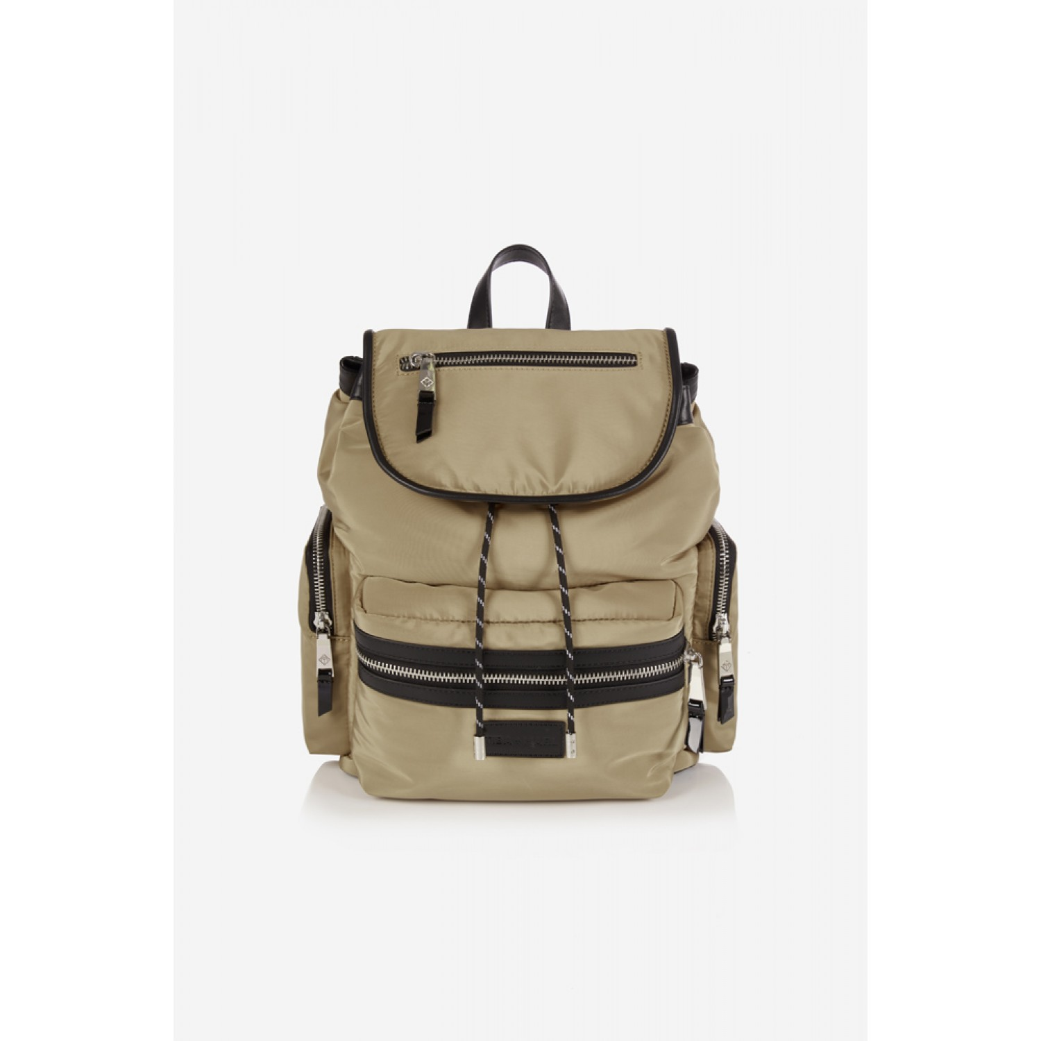KASPAR CHANGING BACKPACK BEIGE