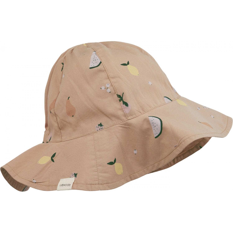 Amelia sun hat - Fruit pale tuscany