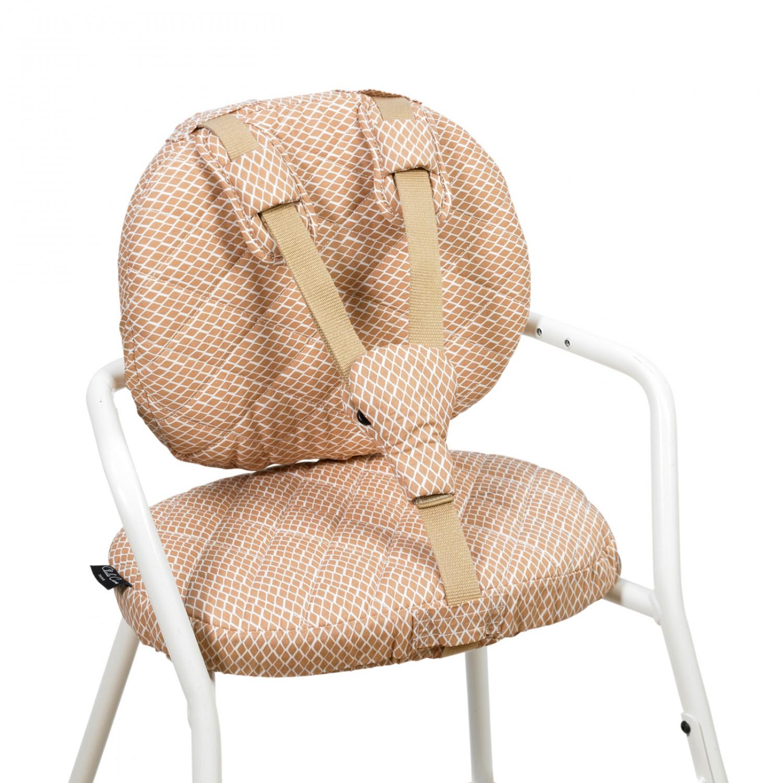 TIBU Diamond Toast cushions CHARLIE CRANE