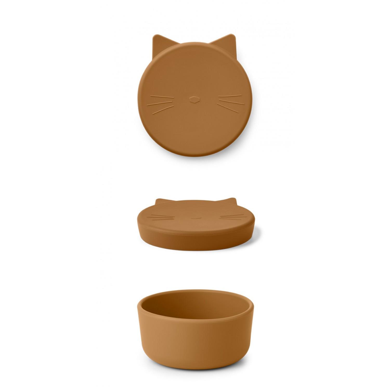Cornelius snack box | Cat Mustard