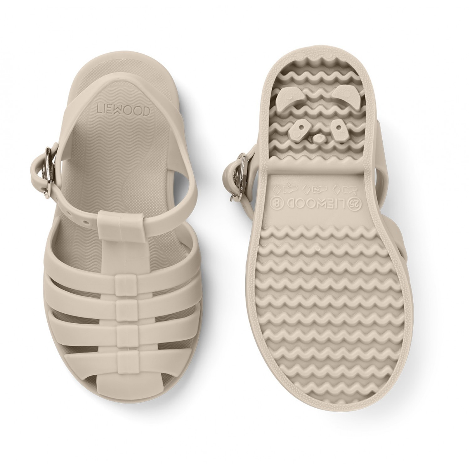 Bre Beach Sandals | Sandy