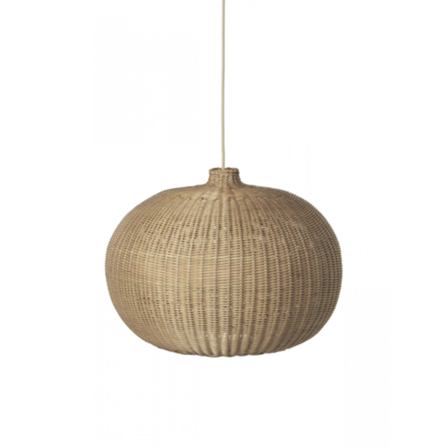 Braided Lampshade - Belly