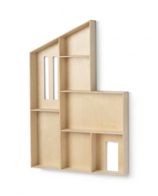 Miniature Funkis House - Shelf - Natural