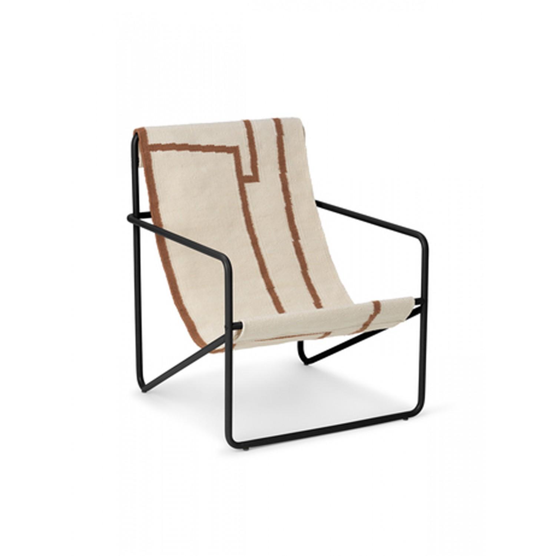 Desert Chair Kids   Black/Shape