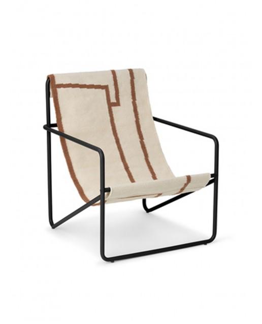 Desert Chair Kids | Black/Shape