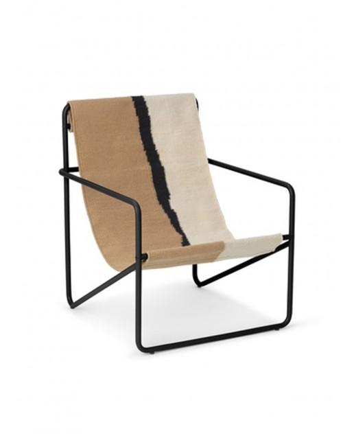 Desert Chair KidsBlack/Soil
