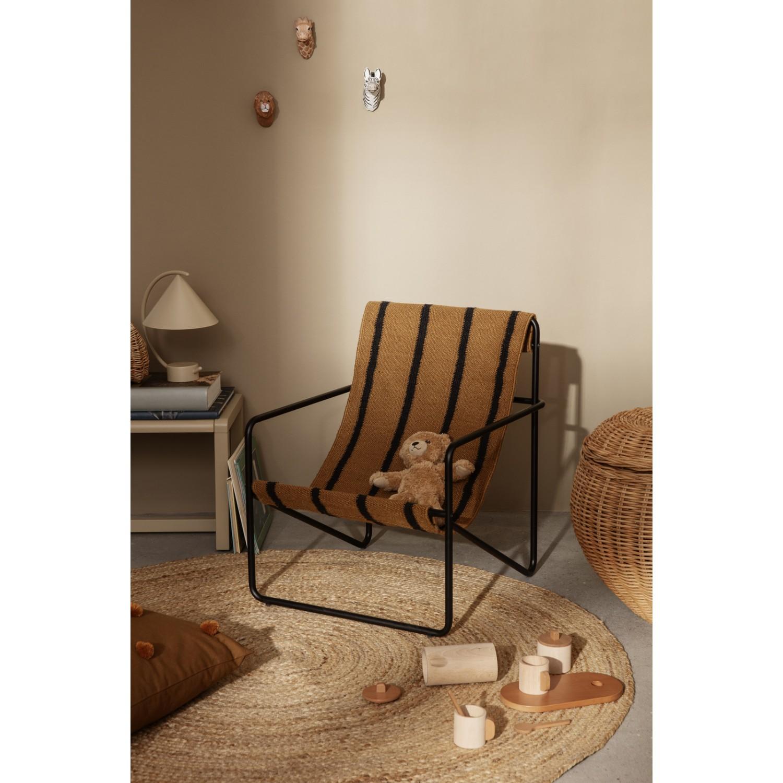 Desert Chair KidsBlack/Stripe